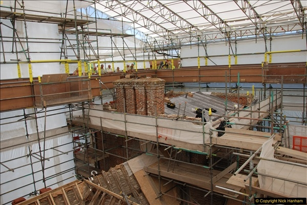 2017-07-05 The Vyne NT. Roof repairs.  (34)034