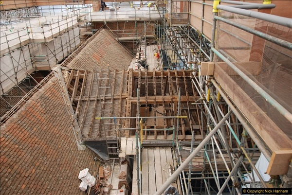 2017-07-05 The Vyne NT. Roof repairs.  (47)047