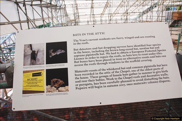 2017-07-05 The Vyne NT. Roof repairs.  (62)062