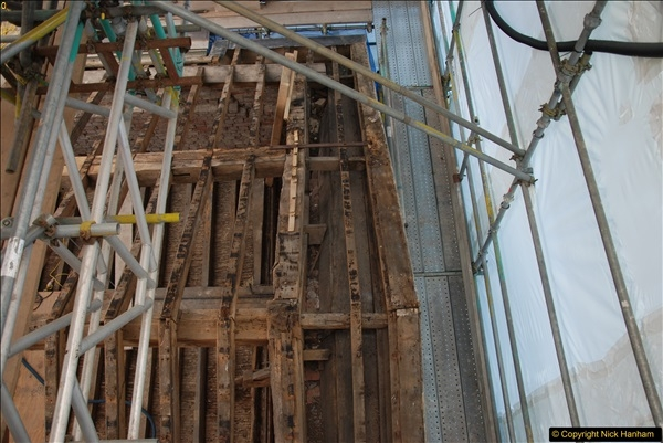 2017-07-05 The Vyne NT. Roof repairs.  (70)070