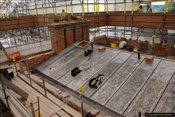 2017-07-05 The Vyne NT. Roof repairs.  (80)080