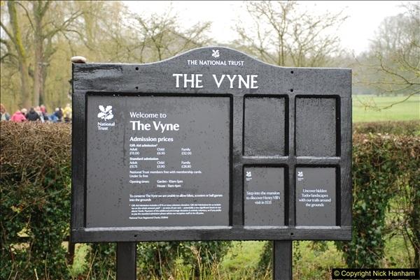 2018-03-30 The Vyne, Basingstoke, Hampshire.  (1)097