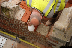 2017-07-05 The Vyne NT. Roof repairs.  (16)016