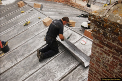 2017-07-05 The Vyne NT. Roof repairs.  (19)019