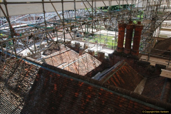 2017-07-05 The Vyne NT. Roof repairs.  (51)051