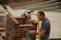 2017-07-05 The Vyne NT. Roof repairs.  (56)056