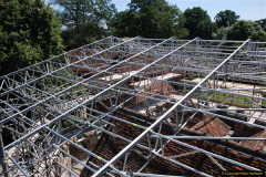 2017-07-05 The Vyne NT. Roof repairs.  (57)057