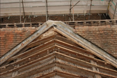 2017-07-05 The Vyne NT. Roof repairs.  (74)074