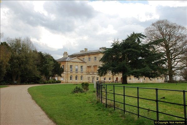 2016-04-14 National Trust property Barrington Court, Berkshire.  (2)002