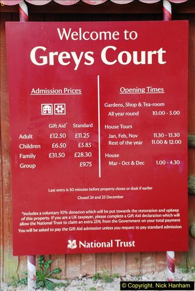 2016-04-14 National Trust property Greys Court, Oxfordshire.  (1)070