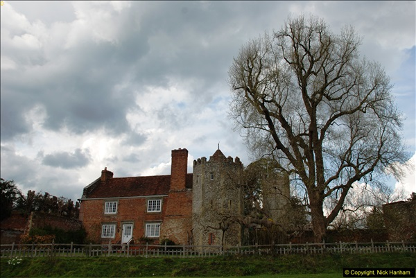 2016-04-14 National Trust property Greys Court, Oxfordshire.  (4)073
