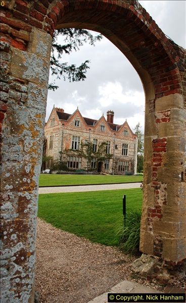 2016-04-14 National Trust property Greys Court, Oxfordshire.  (7)076