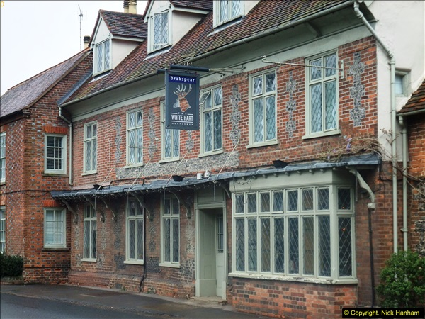 2016-04-14 Overnight stay at the White Hart, Nettlebed, Oxfordshire.  (2)192