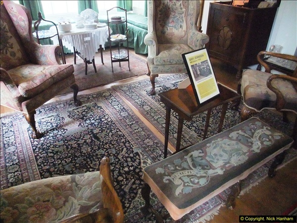2016-04-15 National Trust property Nuffield Place, Oxfordshire.  (8)203