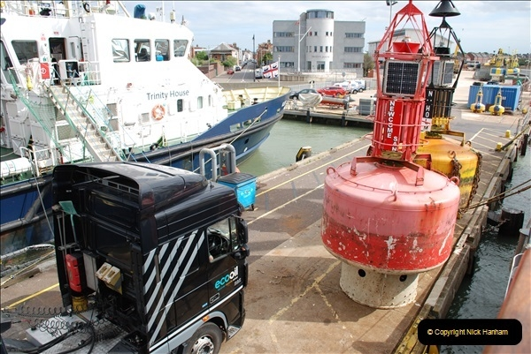 2018-08-14 to 22 Trinity House Vessel Patricia Harwich to Weymouth.  (129)129