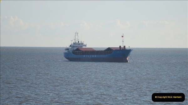 2018-08-14 to 22 Trinity House Vessel Patricia Harwich to Weymouth.  (347)347