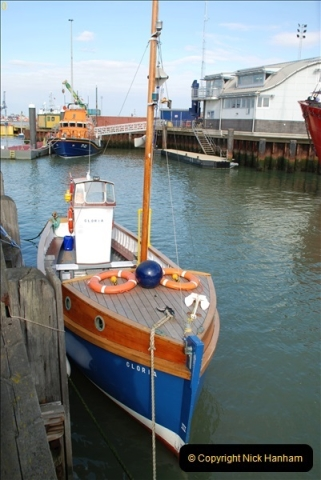 2018-08-14 to 22 Trinity House Vessel Patricia Harwich to Weymouth.  (48)048