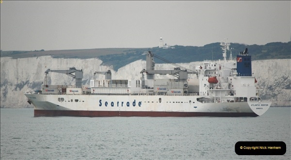 2018-08-14 to 22 Trinity House Vessel Patricia Harwich to Weymouth.  (555)555