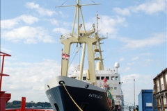2018-08-14 to 22 Trinity House Vessel Patricia Harwich to Weymouth.  (25)025