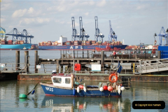2018-08-14 to 22 Trinity House Vessel Patricia Harwich to Weymouth.  (29)029