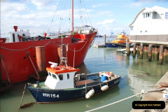 2018-08-14 to 22 Trinity House Vessel Patricia Harwich to Weymouth.  (45)045
