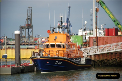 2018-08-14 to 22 Trinity House Vessel Patricia Harwich to Weymouth.  (46)046