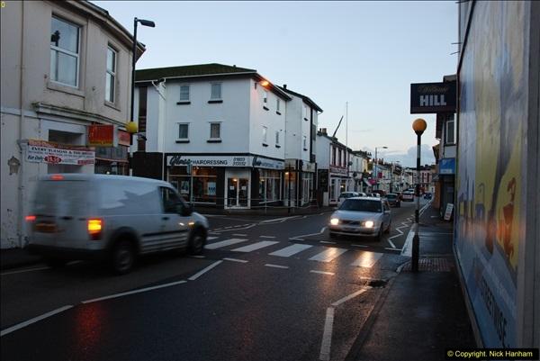 2014-01-17 to 20 Torquay, Devon.  (31)001