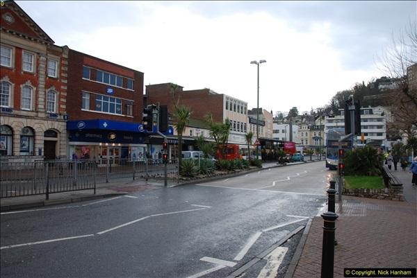 2014-01-17 to 20 Torquay, Devon.  (32)001