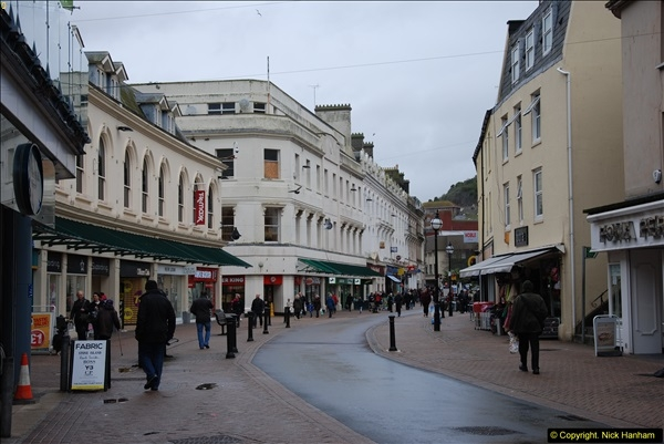 2014-01-17 to 20 Torquay, Devon.  (85)001