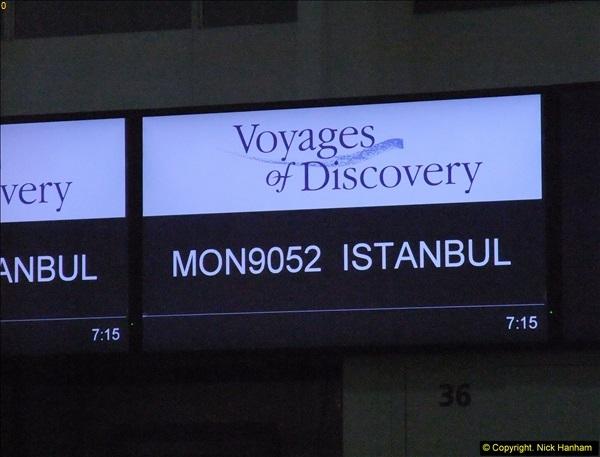 2013-10-17 to 18 London to Istanbul, Turkey.  (1)001
