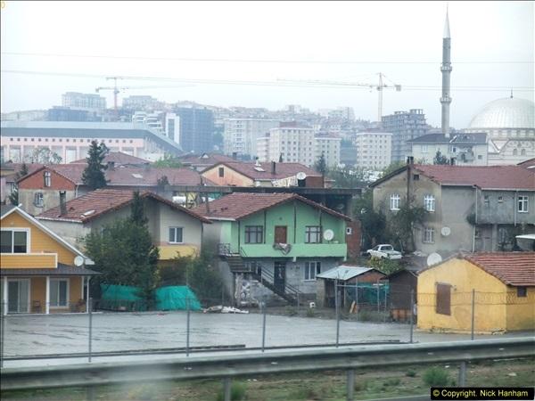 2013-10-17 to 18 London to Istanbul, Turkey.  (14)014