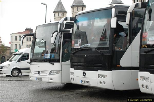 2013-10-17 to 18 London to Istanbul, Turkey.  (192)192