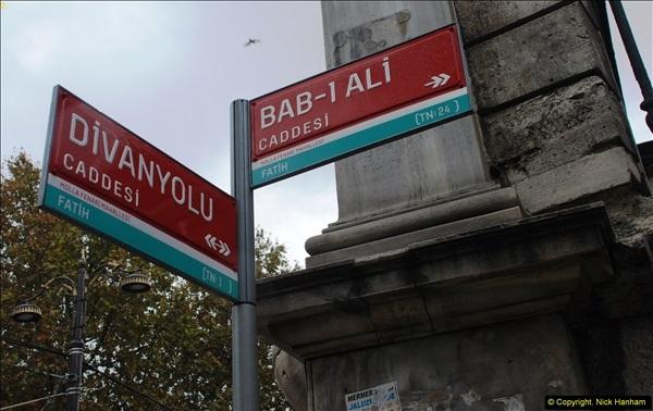 2013-10-17 to 18 London to Istanbul, Turkey.  (219)219