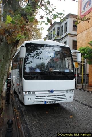 2013-10-17 to 18 London to Istanbul, Turkey.  (220)220