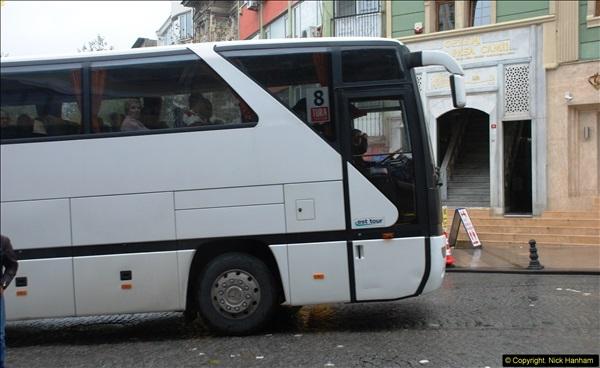2013-10-17 to 18 London to Istanbul, Turkey.  (223)223