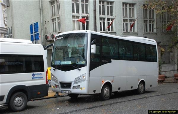 2013-10-17 to 18 London to Istanbul, Turkey.  (226)226