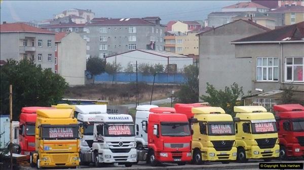 2013-10-17 to 18 London to Istanbul, Turkey.  (24)024
