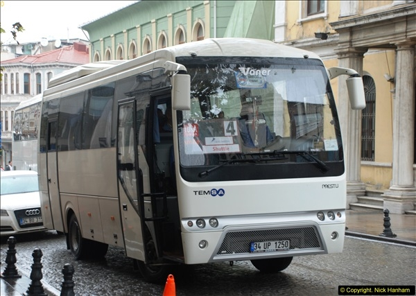 2013-10-17 to 18 London to Istanbul, Turkey.  (242)242