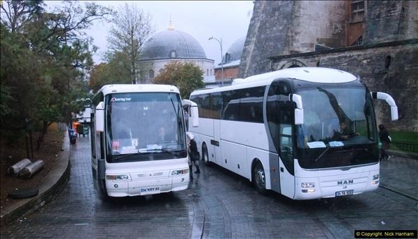 2013-10-17 to 18 London to Istanbul, Turkey.  (246)246