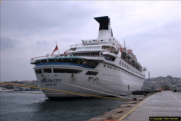 2013-10-17 to 18 London to Istanbul, Turkey.  (265)265