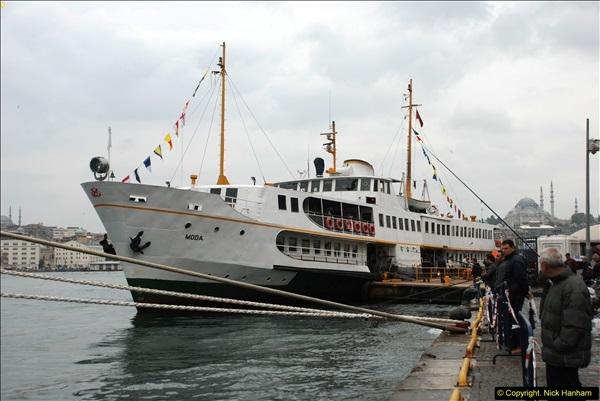 2013-10-17 to 18 London to Istanbul, Turkey.  (267)267