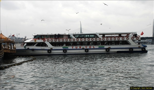 2013-10-17 to 18 London to Istanbul, Turkey.  (302)302