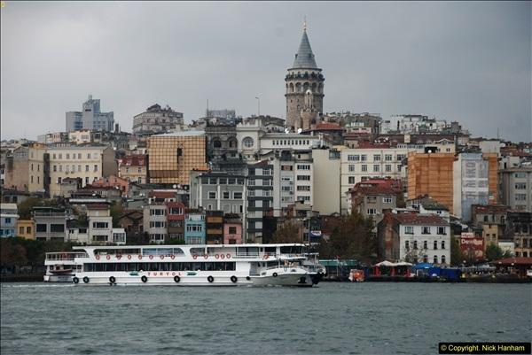 2013-10-17 to 18 London to Istanbul, Turkey.  (304)304