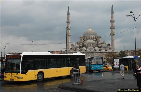 2013-10-17 to 18 London to Istanbul, Turkey.  (310)310
