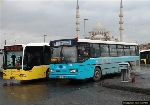 2013-10-17 to 18 London to Istanbul, Turkey.  (311)311