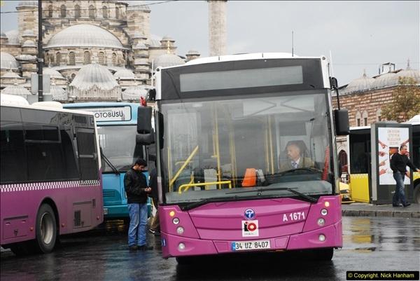 2013-10-17 to 18 London to Istanbul, Turkey.  (314)314