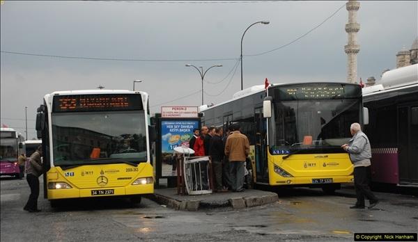 2013-10-17 to 18 London to Istanbul, Turkey.  (322)322