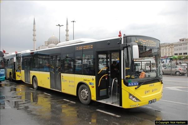 2013-10-17 to 18 London to Istanbul, Turkey.  (324)324
