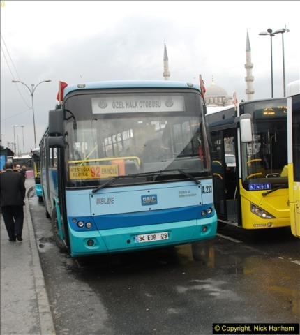 2013-10-17 to 18 London to Istanbul, Turkey.  (325)325