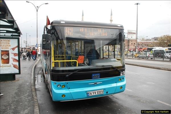 2013-10-17 to 18 London to Istanbul, Turkey.  (326)326